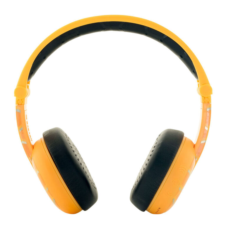 BuddyPhones Wave Wireless, Bee Yellow
