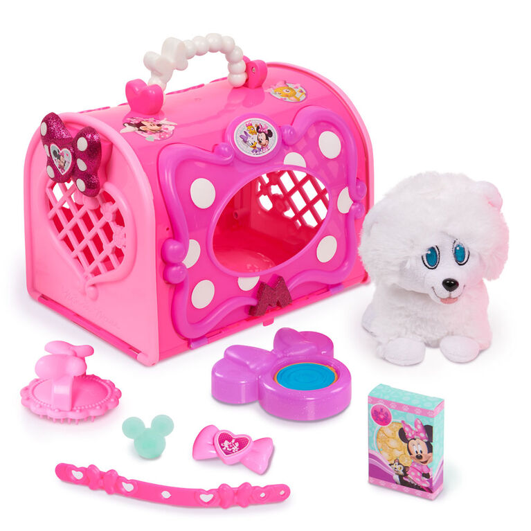 Minnie's Happy Helpers Pet Carrier