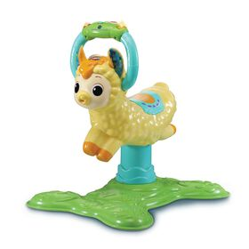 VTech Bounce & Discover Llama - French Edition