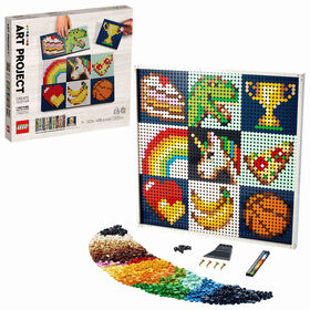 LEGO ART Art Project - Create Together 21226
