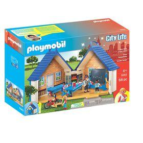 Playmobil - École Transportable