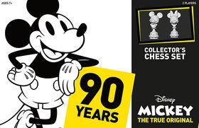 Disney Mickey: The True Original Collector's Chess Set