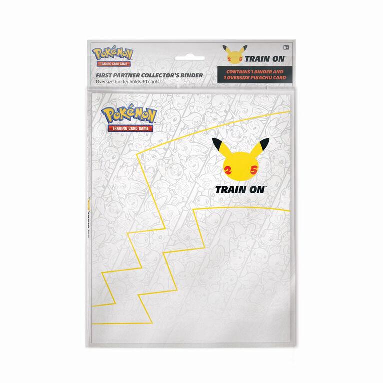 Pokémon TCG: First Partner Collector's Binder - English Edition