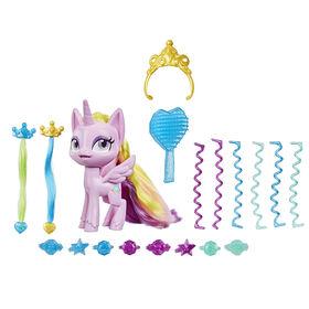 My Little Pony Best Hair Day Princess Cadance - 5-Inch Hair-Styling Pony Figure
