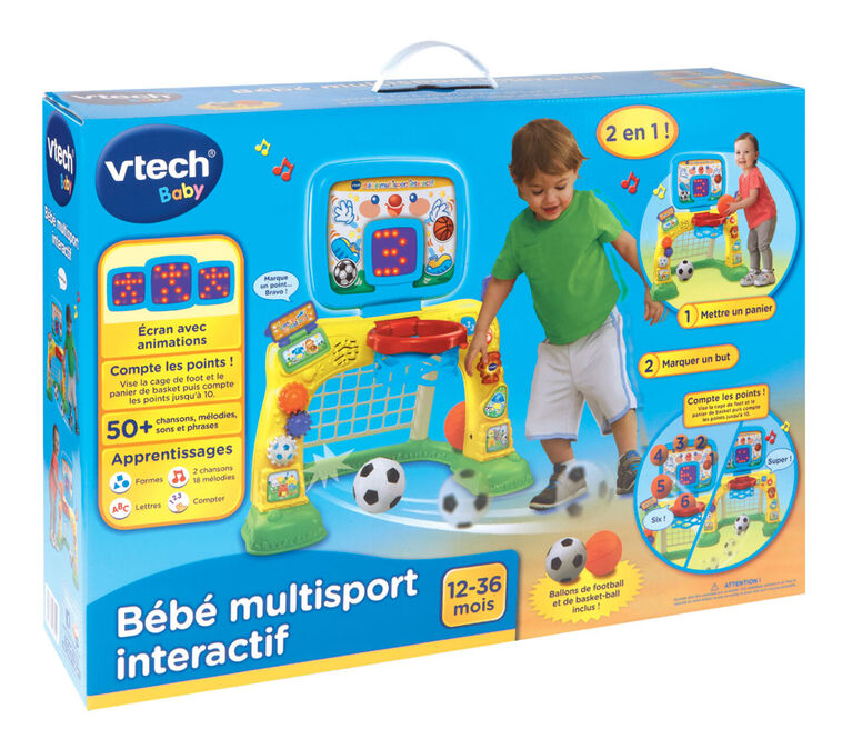 Vtech - Smart Shots Sports Center - French Edition