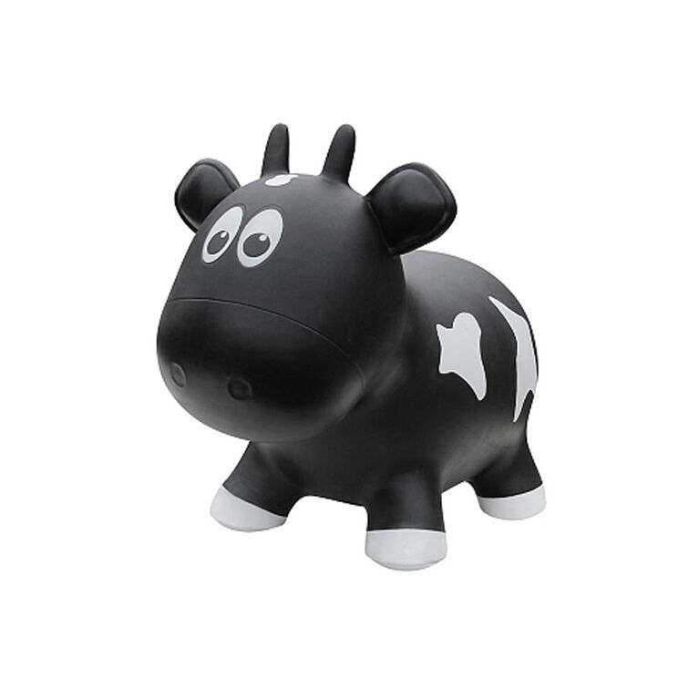 Farm Hoppers: Cow - Black