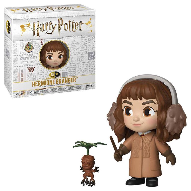 Funko 5 Star! Movies: Harry Potter - Hermione Granger (Herbology) Vinyl Figure