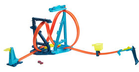Hot Wheels Track Builder Unlimited Infinity Loop Kit
