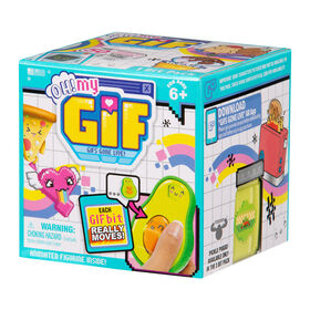 Oh! My GIF 1-Bit Pack