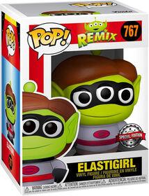 Funko POP! Disney Pixar: Alien Remix - Elastic Girl - R Exclusive