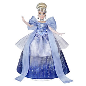 Disney Princess Style - Series Holiday Style Cinderella, Christmas 2020 Fashion Collector Doll with Accessories - R Exclusive