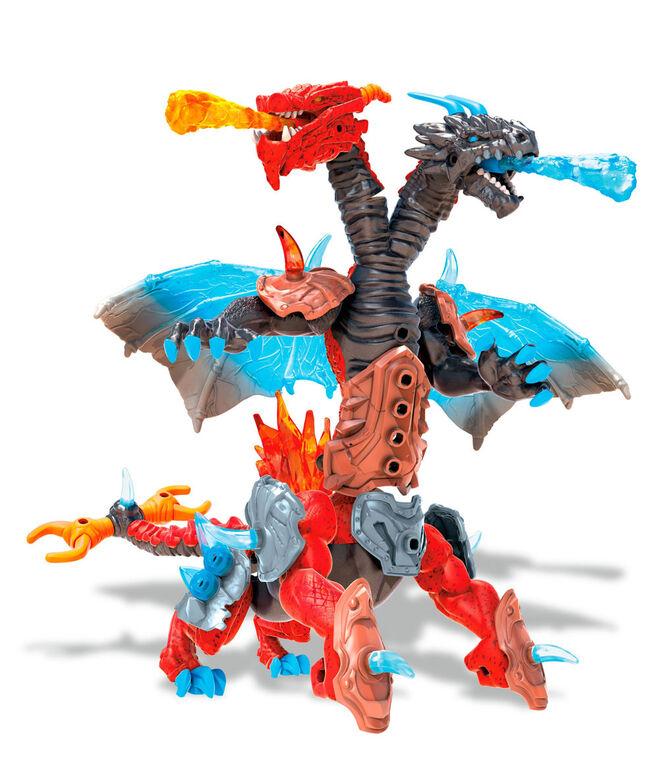 Mega Construx Breakout Beasts 2-in-1 Fusion Beast