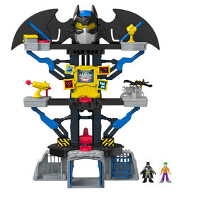 "Fisher-Price Imaginext DC Super Friends 28"" Transforming Batcave"