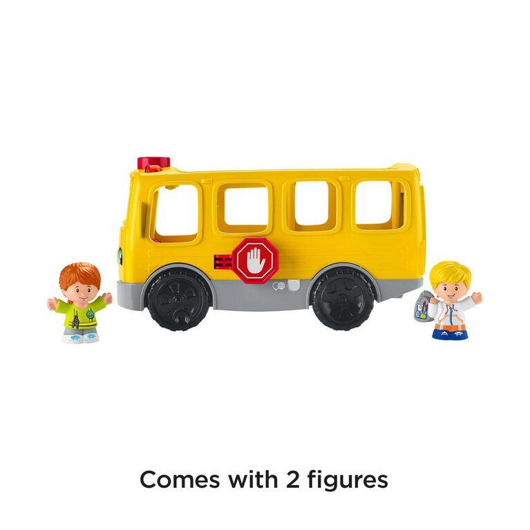 Fisher-Price - Little People - L'Autobus de l'Amitié - Édition bilingue