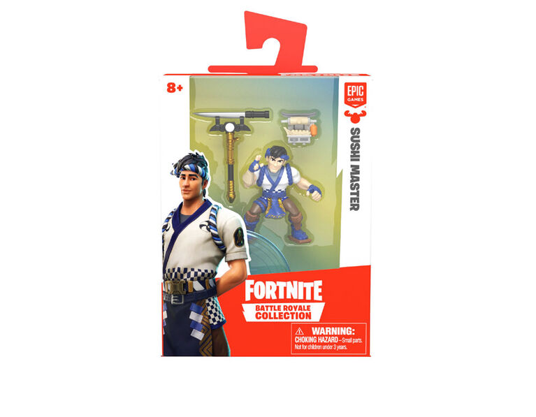 Fortnite Battle Royale Collection: Solo Pack - Sushi Master