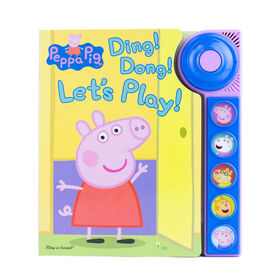 Peppa Pig Little Doorbell Sound Book