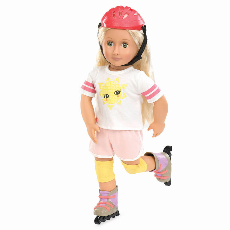 Our Generation, Roll With It, Rollerblading Outfit for 18-inch Dolls