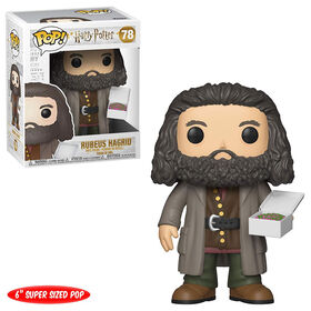 Funko POP! Movies: Harry Potter - Hagrid 6 Inch Vinyl Figure