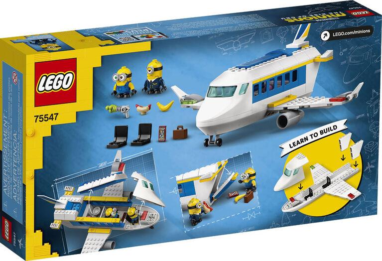 LEGO Minions - Minion Pilot in Training 75547