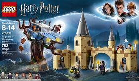 LEGO Harry Potter Le saule cogneur de Poudlard 75953