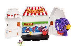 Disney Pixar Toy Story Minis Buzz Lightyear's Star Adventurer Playset