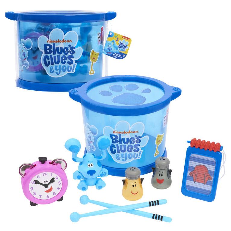 Blue's Clues & You! Batterie Musicale  - Notre exclusivité