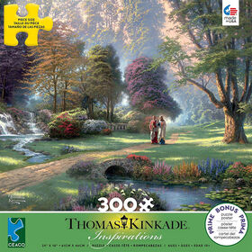 Ceaco: Thomas Kinkade - Walk of Faith Jigsaw Puzzle (300pc)