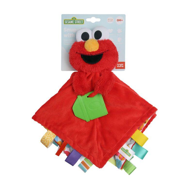 Snuggles with Elmo Baby's First Soothing Blanket