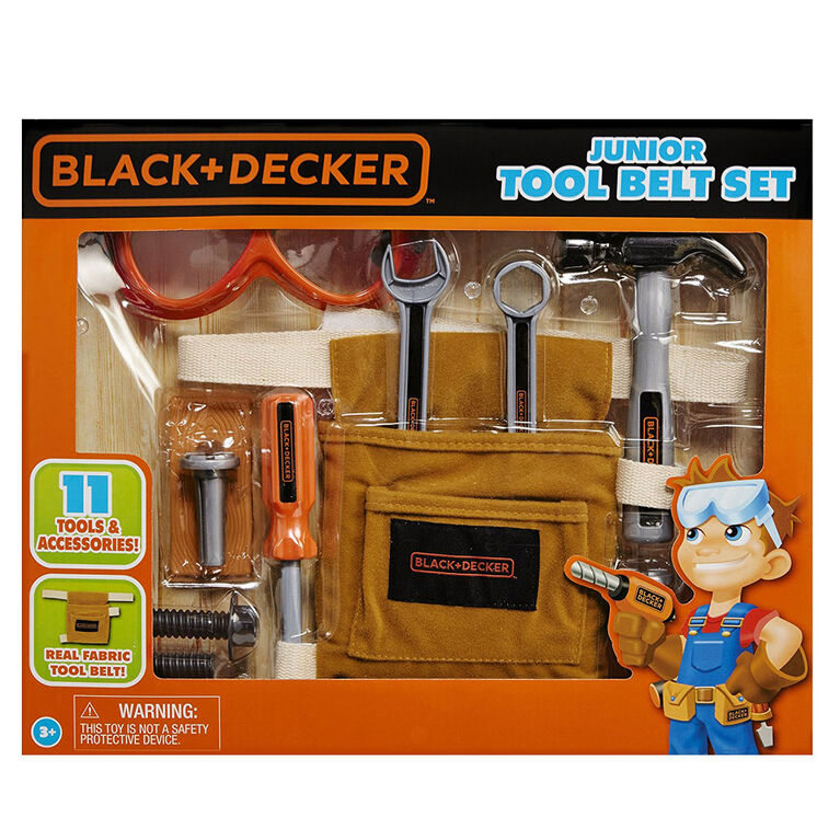 Black & Decker Tool Belt Set