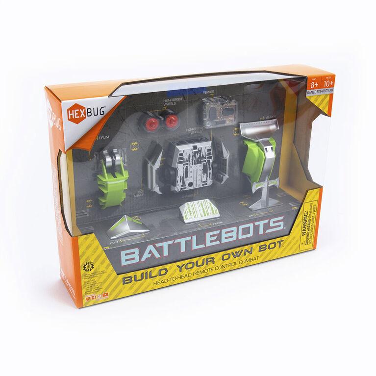 BattleBots de HEXBUG - faites-le vous-même