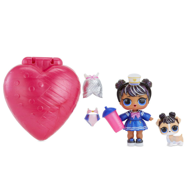 L.O.L. Surprise! Bubbly Surprise (Pink) with Exclusive Doll and Pet