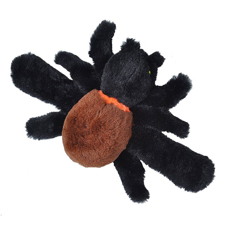 Wild Republic Hugger Spider with Glow in the Dark Eyes Snap Bracelet