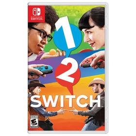 Nintendo Switch - 1-2-Switch