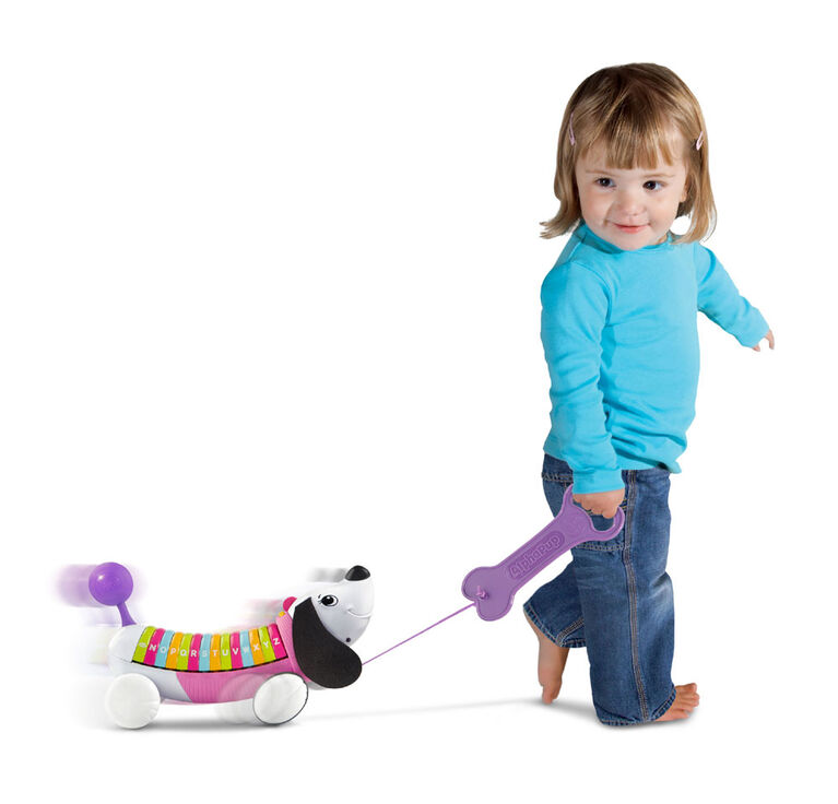 LeapFrog - AlphaPup Pink French Edition