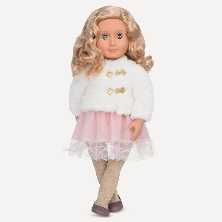 Our Generation, Halia, 18-inch Holiday Doll