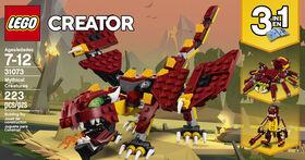 LEGO Creator Les créatures mythiques 31073