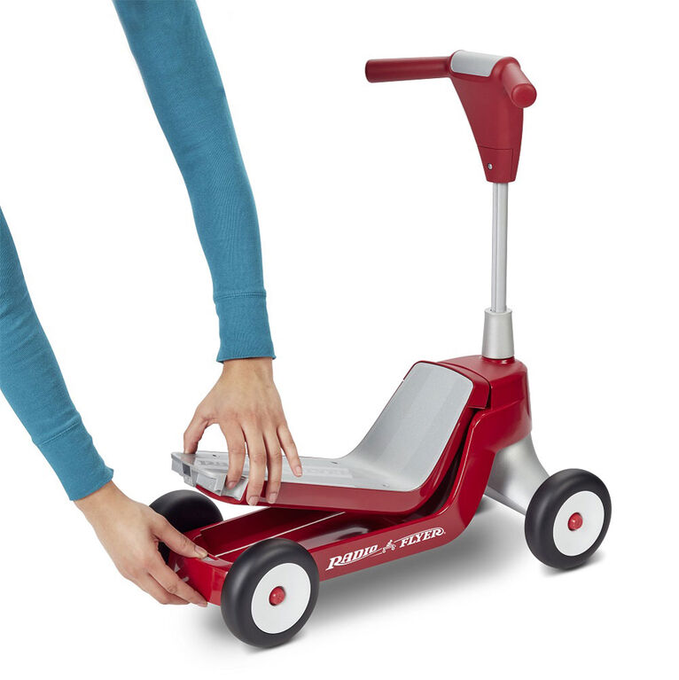 Radio Flyer Scoot 2 Scooter