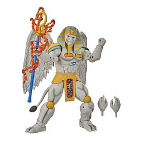 Power Rangers Monsters Mighty Morphin King Sphinx Action Figure Toy