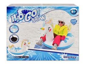 Unicorn Snow Tube - English Edition