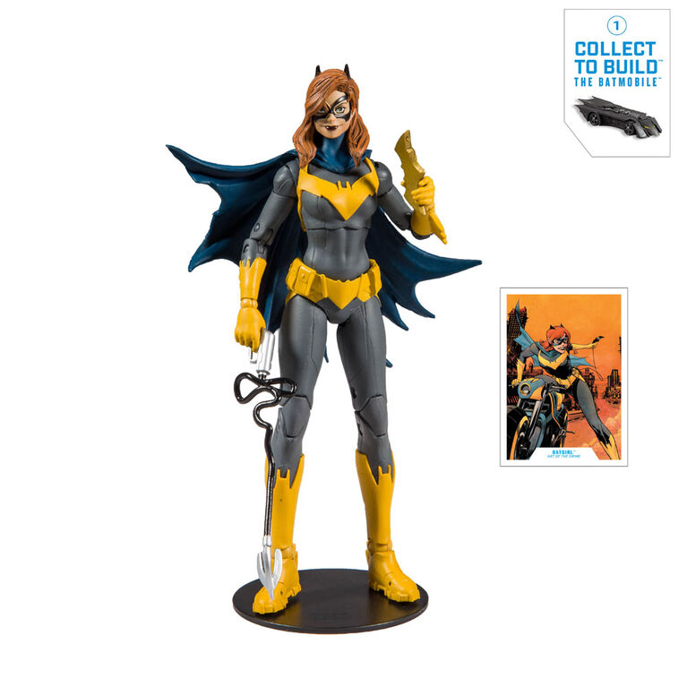 Batgirl: Art of the Crime