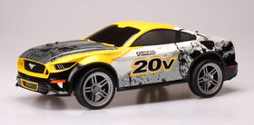 20V RC Speed Master High Speed Vehicle - Yellow. - R Exclusive