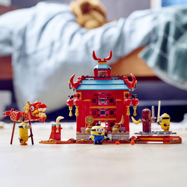 LEGO Minions - Minions Kung Fu Battle 75550