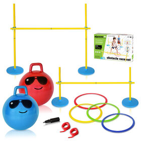 Playzone Obstacle Course W/ Storage Bag