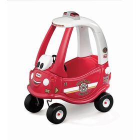 Little Tikes - Cozy Coupe Camion d'incendie - Notre exclusivité