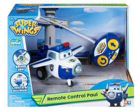 Super Wings Paul R/C