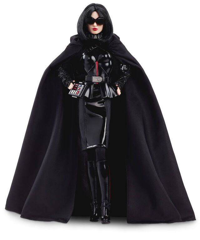 Star Wars Darth Vader x Barbie Doll