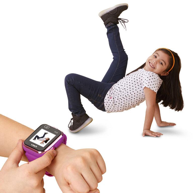 VTech Kidizoom Smartwatch DX2 - Unicorn Edition - French Edition