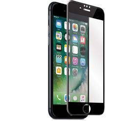 Blu Element 3D Curved Glass pour iPhone 8/7/6S/6 Noir (BTGI8G)