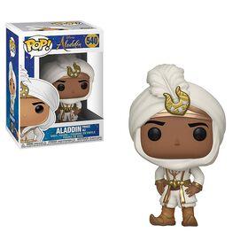 Funko POP! Disney: Aladdin - Aladdin (Prince Ali) with Abu Vinyl Figure