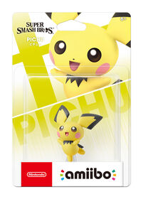 amiibo - Pichu (Super Smash Bros. series)